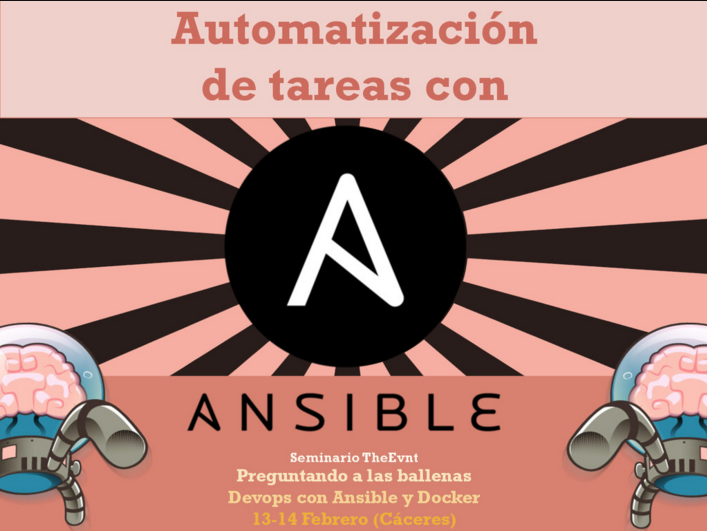 Automatización de tareas con Ansible